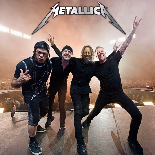 Metallica - Studio albums (Cover album) (1983-2016)